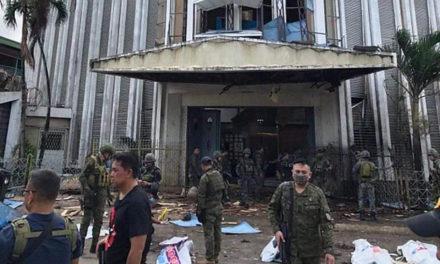 Jolo church blasts hit as 'most heinous desecration'