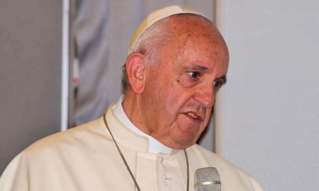 Pope says he is against making priestly celibacy optional in the Latin rite