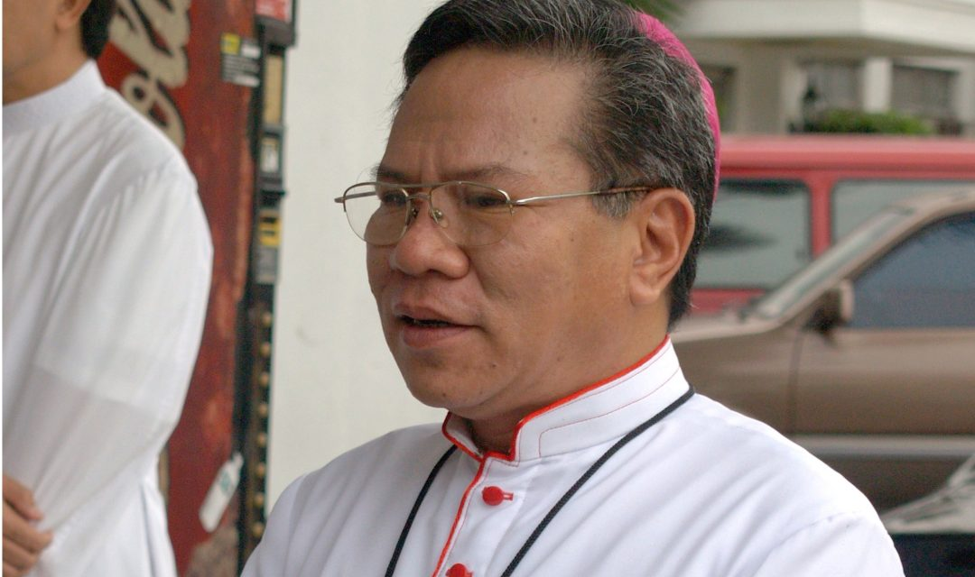 New Cotabato archbishop installed amid tight security