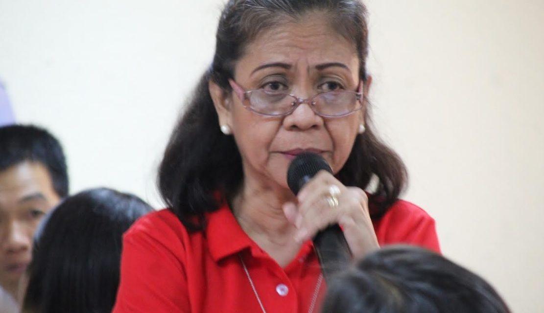 Seminarian's mom: Parents' presence strengthens vocation