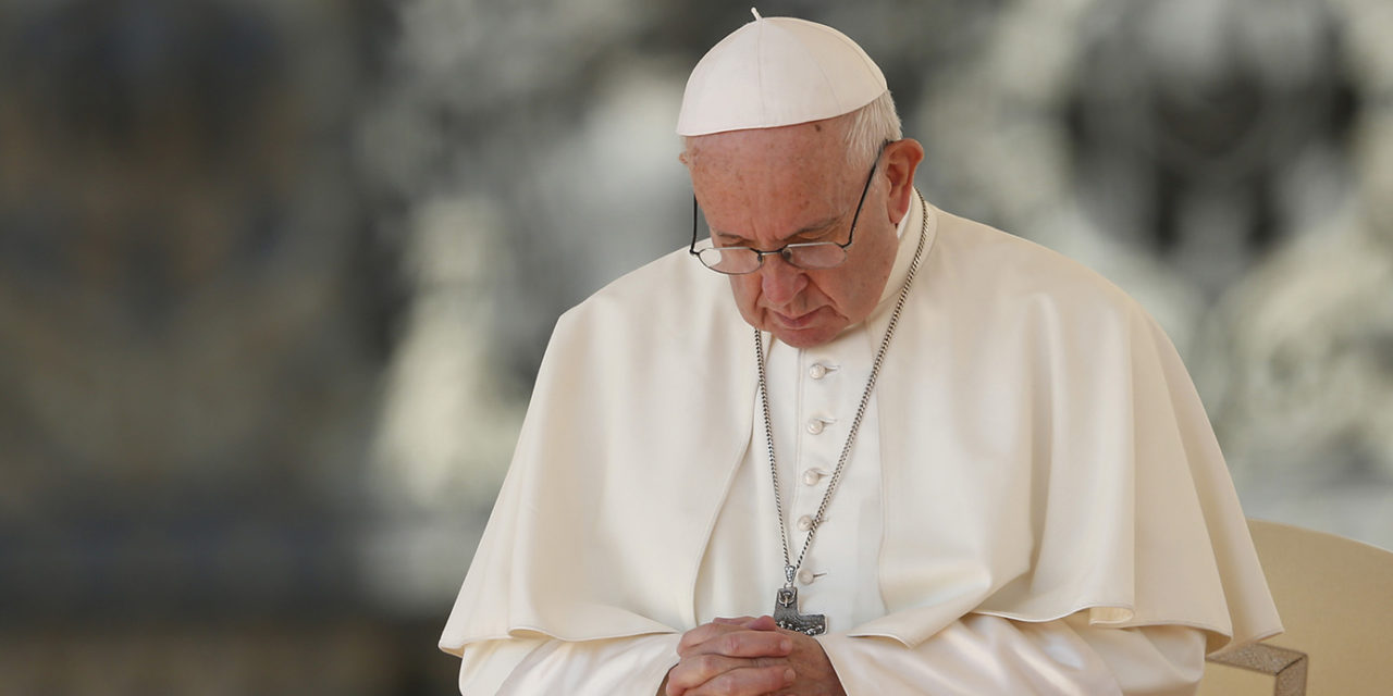 Message of Pope Francis for Lent 2019