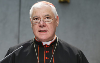 Cardinal warns against being silent, in error about Catholic faith