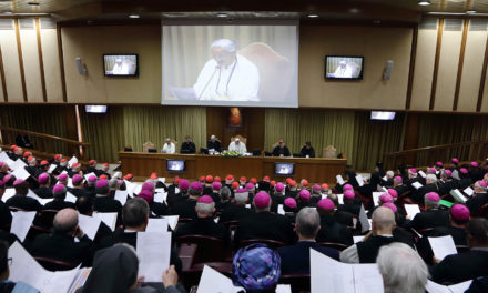 Vatican summit opens with acknowledgement of evil committed
