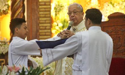 Get kids vaccinated, Bicol archbishop urges parents