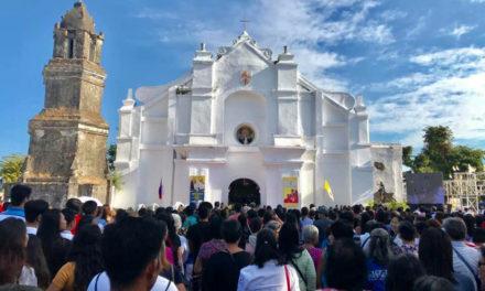 Catholic rite elevates Badoc shrine to basilica