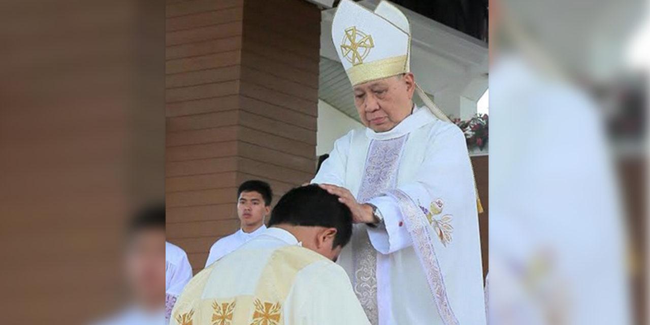 Bishop Gutierrez dies at age 79