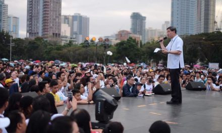Cardinal Tagle invites faithful to 'walk for life' on Feb. 16