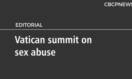 Vatican summit on sex abuse