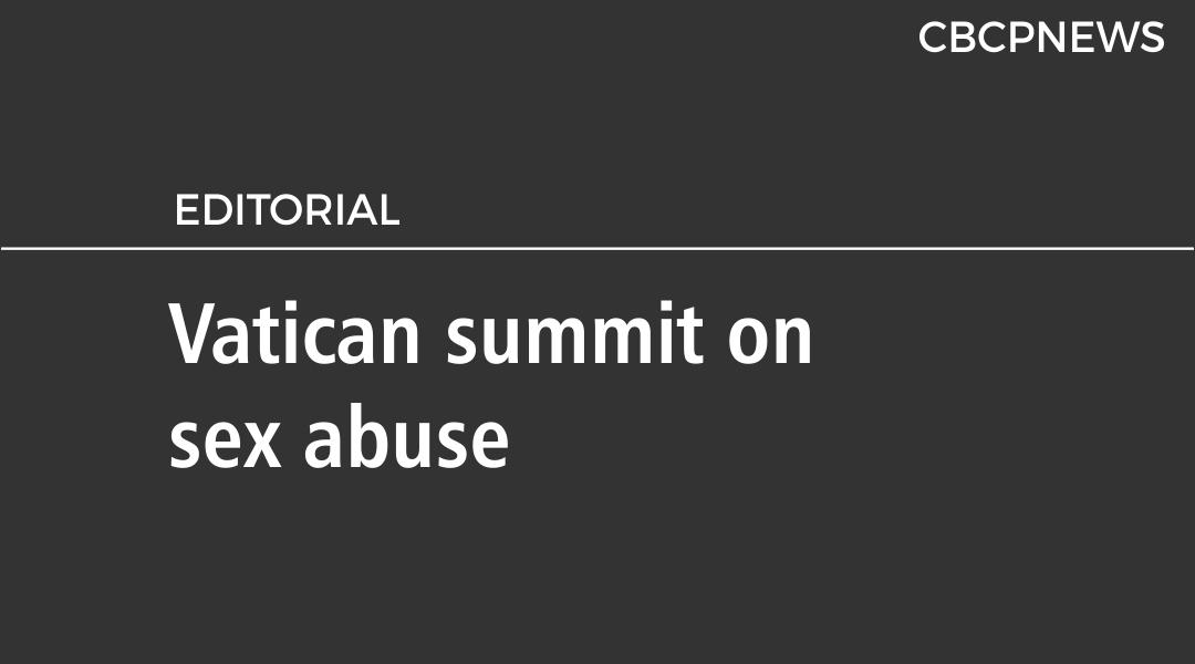 Vatican summit on sex abuse