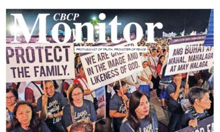 CBCP Monitor Vol 23 No 4