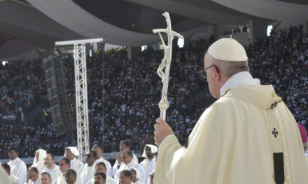 FULL TEXT: Pope Francis' homily at Mass in the UAE