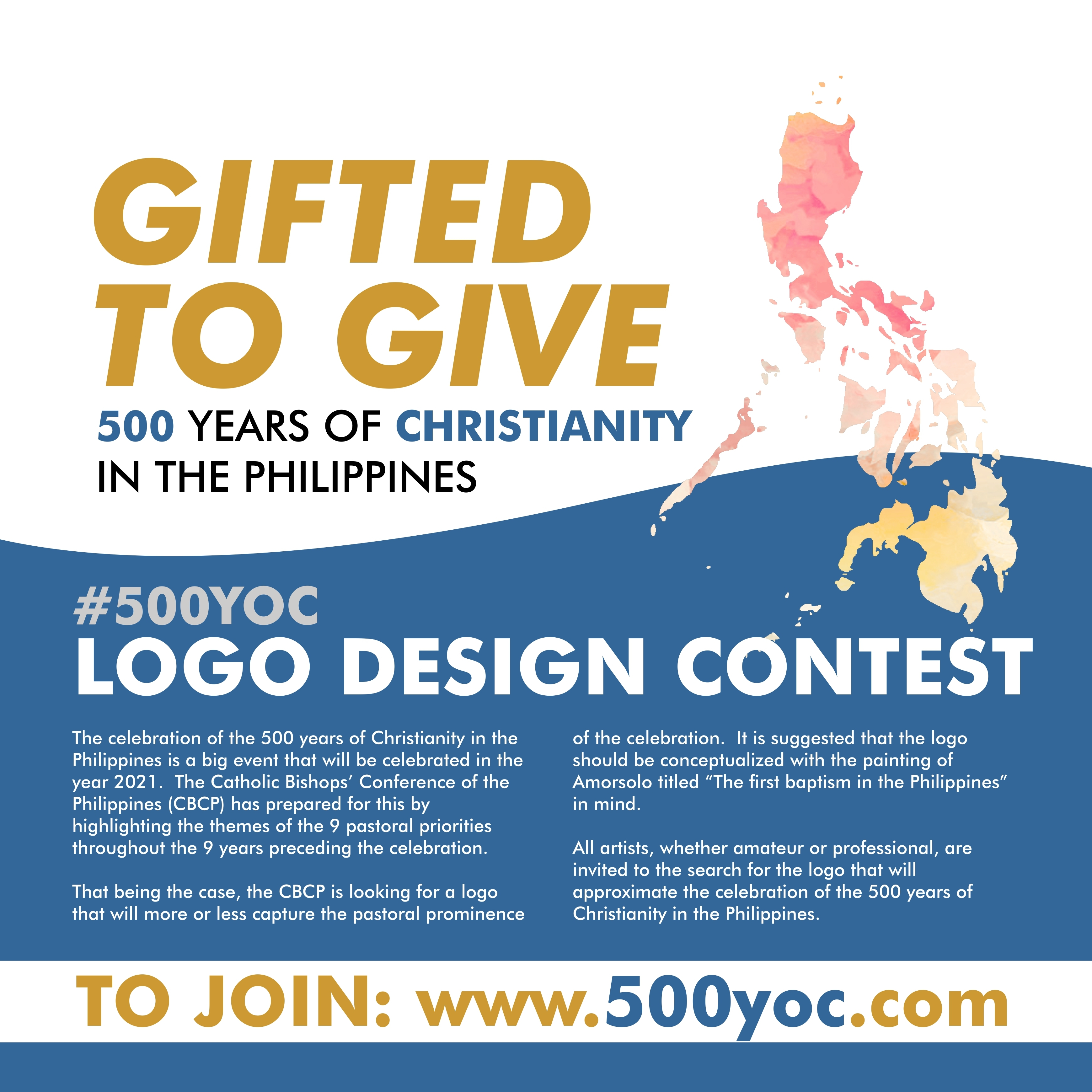 500 YOC Logo Design Contest