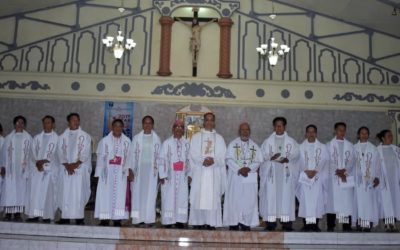Palawan's Christian churches gather for unity, justice