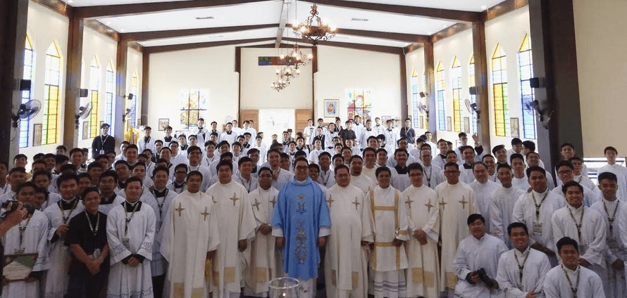 8 seminaries in Bikolandia gather for annual meet