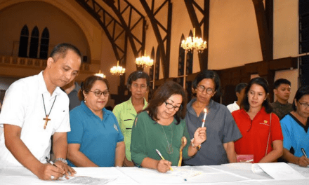 Church reaches out to people with HIV, depression in Puerto Princesa