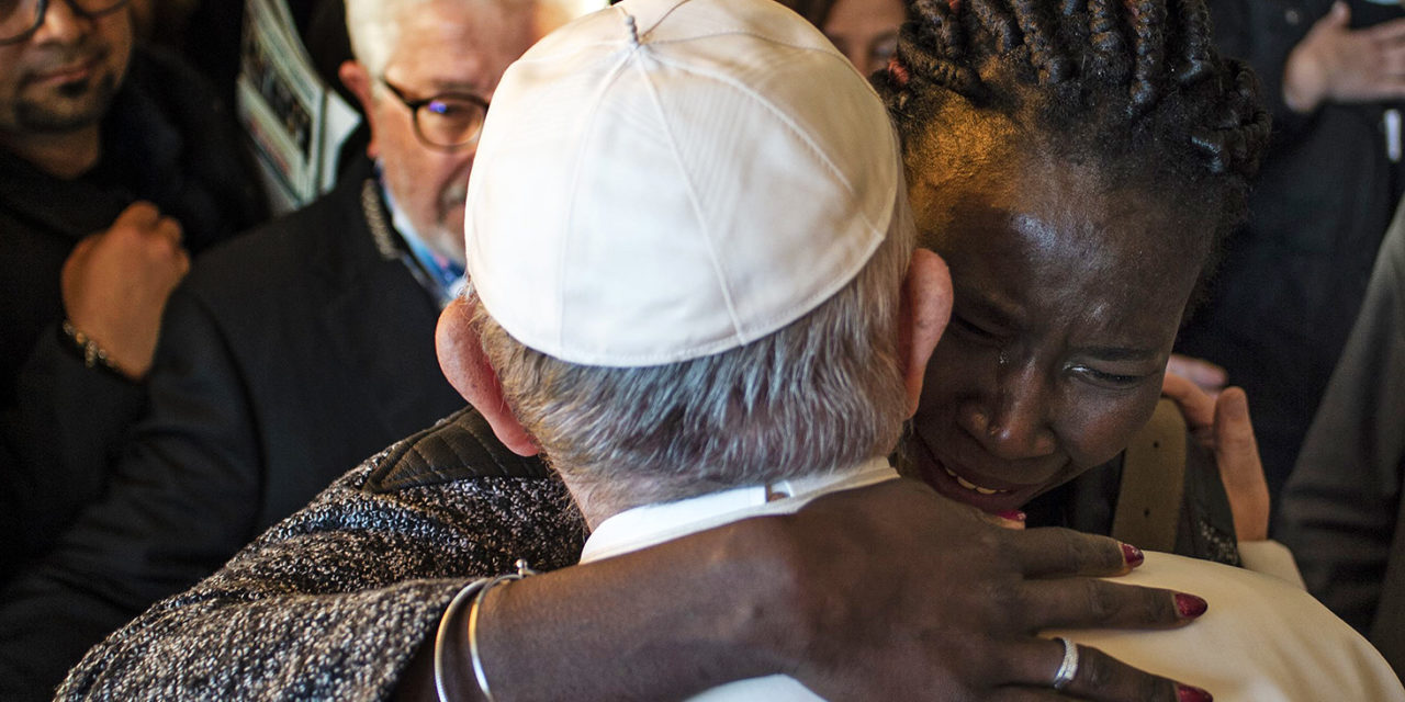 Pope to celebrate Mass with migrants, refugees