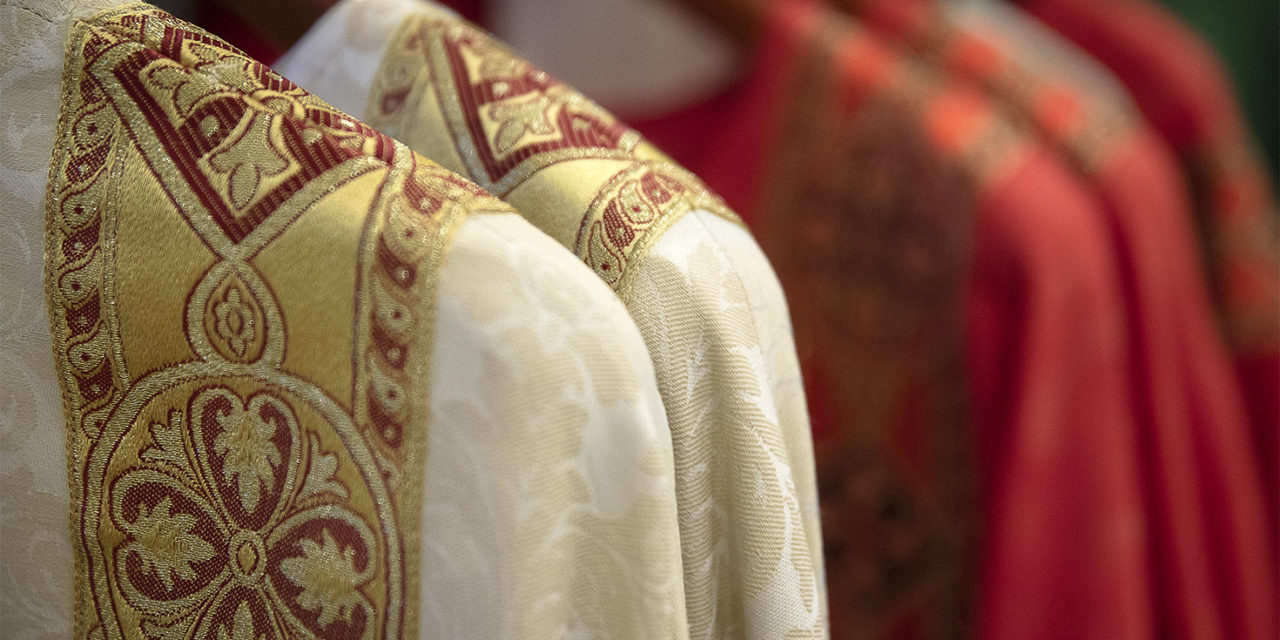 Number of priests declined for first time in decade, Vatican says