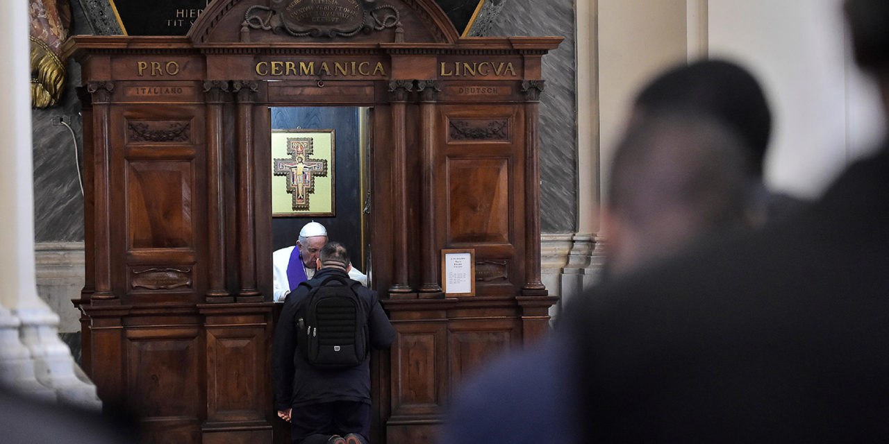 Pope: God is purifying the church with 'unbearable' pain of abuse scandal