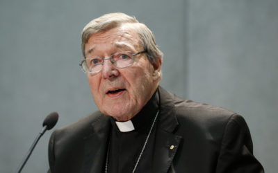 Cardinal Pell sentenced to six years in prison on abuse charges