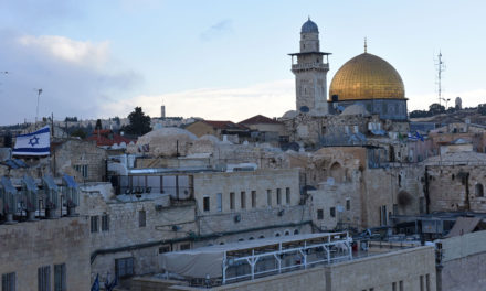 Pope, Moroccan king urge special care of Jerusalem