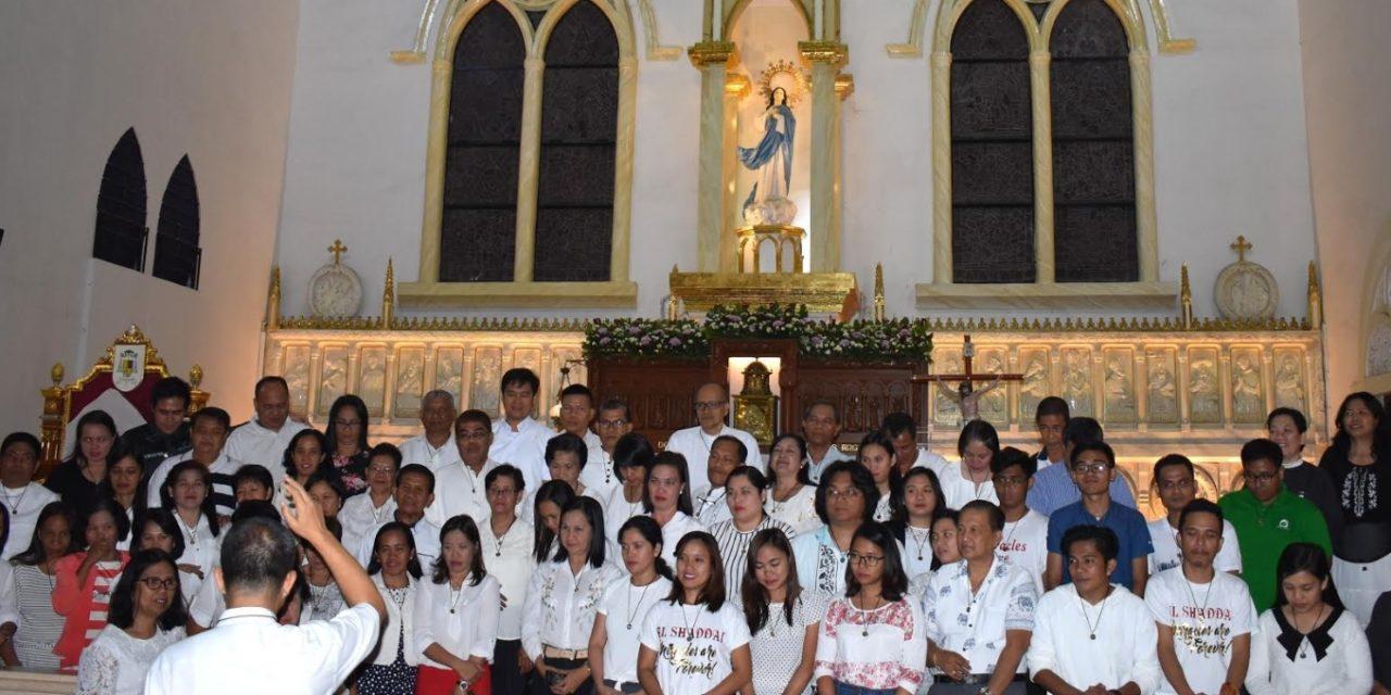 Palawan's 'theo school for lay' graduates 1st batch