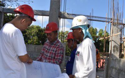 Construction of clergy home in Puerto Princesa underway