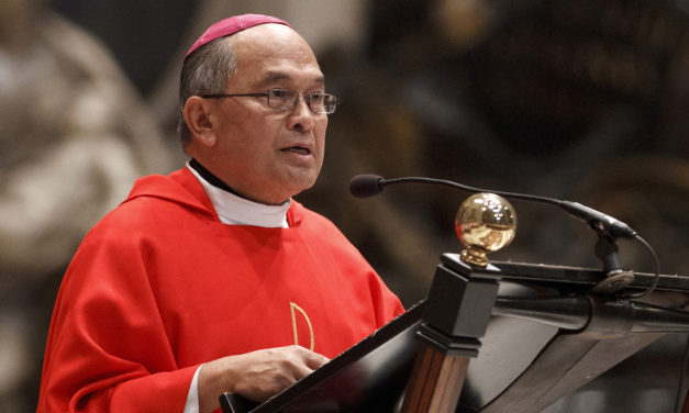 Rejecting appeal, Vatican hands down final ruling against Guam bishop