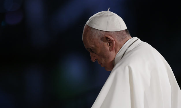 'Their Calvary was lengthy': Pope's Stations recall those exploited