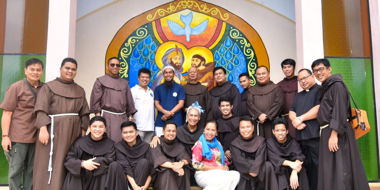Franciscans mark 800th anniversary of St Francis' meeting with Muslim sultan