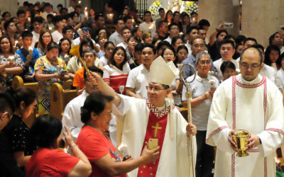 Easter Message of Cardinal Luis Antonio Tagle