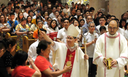 Easter Message of Cardinal Luis Antonio Tagle