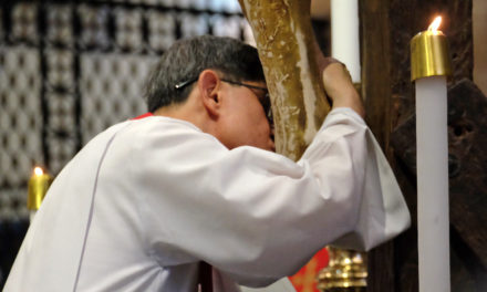 On Good Friday, Cardinal Tagle hits intimidation, falsehood