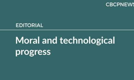 Moral and technological progress
