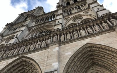 Structure of Notre-Dame saved after major fire