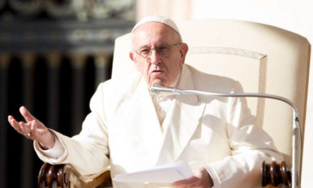 Pope Francis asks youth for help in 'preventing atrocities' of abuse