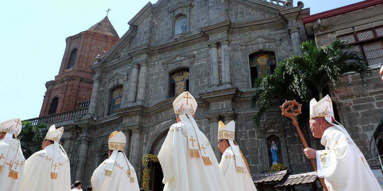 Laguna's San Antonio de Padua   Church now a 'national shrine'
