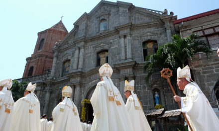 Laguna's San Antonio de Padua   Church now a 'national shrine'