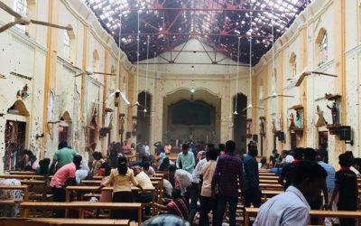 Sri Lanka Easter church and hotel bombings kill at least 200