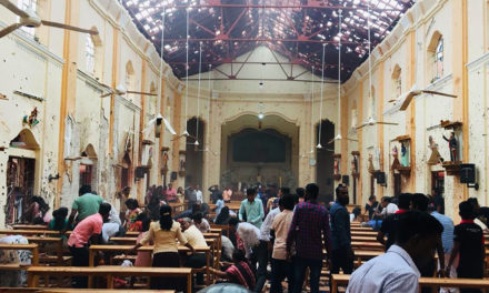 Sri Lanka Easter church and hotel bombings kill at least 200