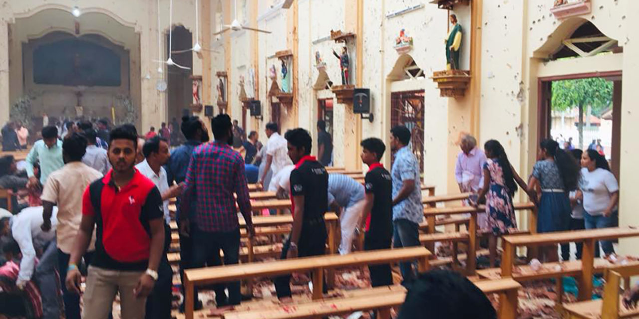 Sri Lanka Easter attacks draw international condemnation, prayer for victims