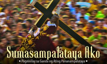 2019 Lenten special 'Sumasampalataya ako' features 'faith stories'