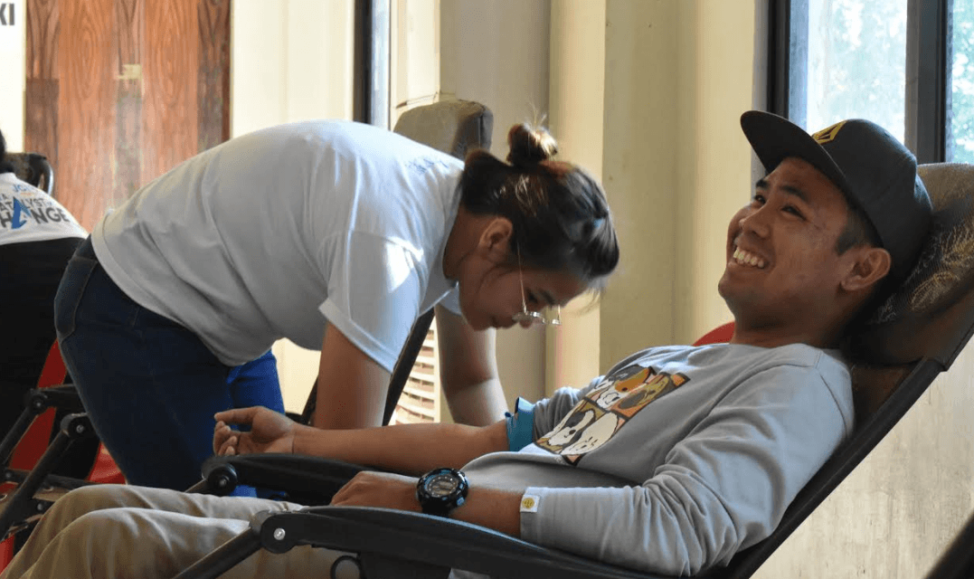 Church supports mass bloodletting activity in Puerto Princesa