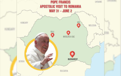 Ahead of visit, pope calls on Romania to remember legacy of martyrs