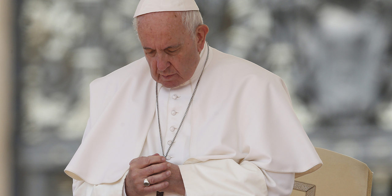 Pope prays for Spanish missionary murdered in Central African Republic
