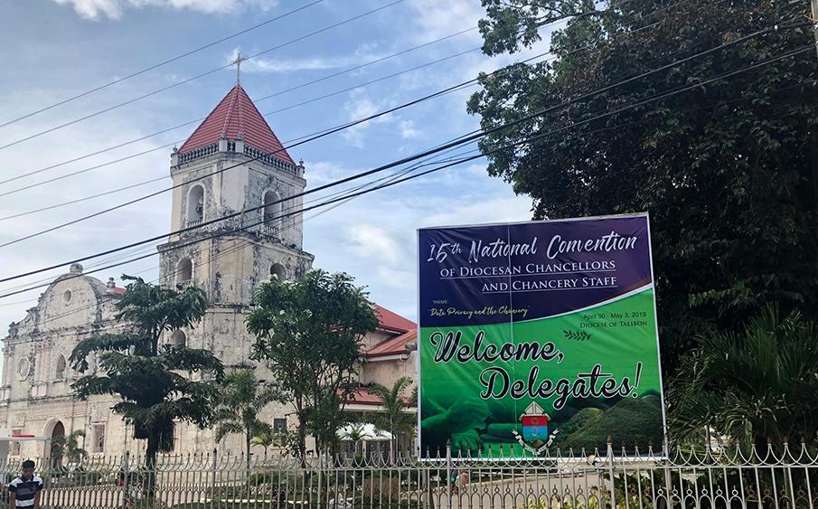 Diocesan chancellors tackle data protection