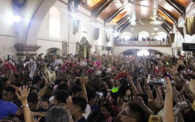 Bishops remind faithful about  grace in prayer at Obando fiesta