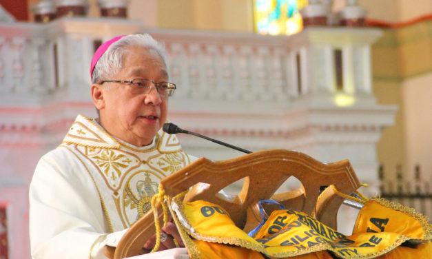 Archbishop laments 'disturbing' Senate race results