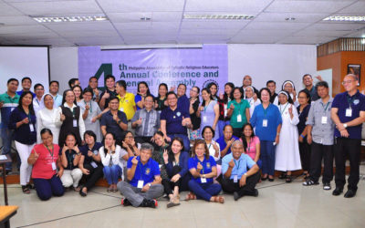 Year of the Youth-inspired book launched in Catholic educators meet