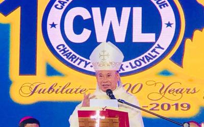 Catholic Women's League marks 100 years