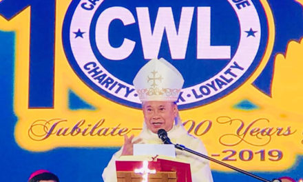 Catholic Women's League marks 100 years